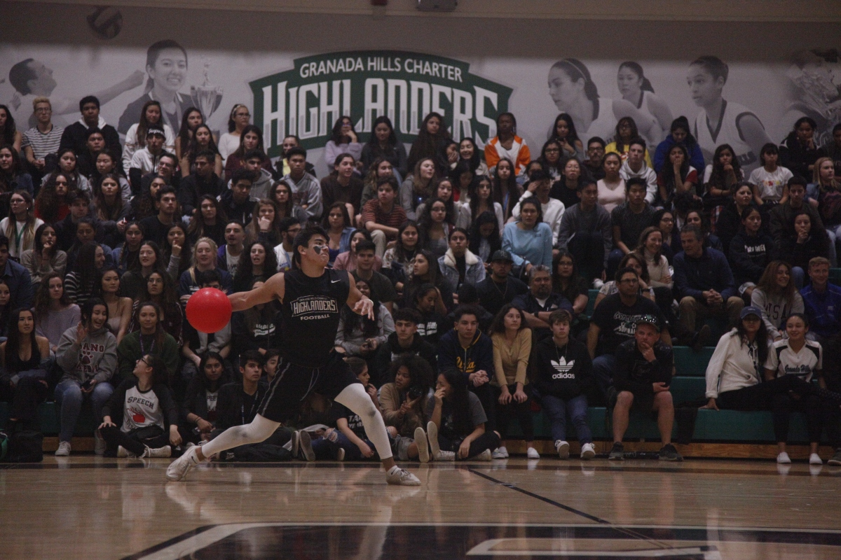Photo Essay: Dodgeball Inferno 2018