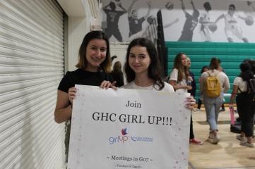 GHC Girl Up Club